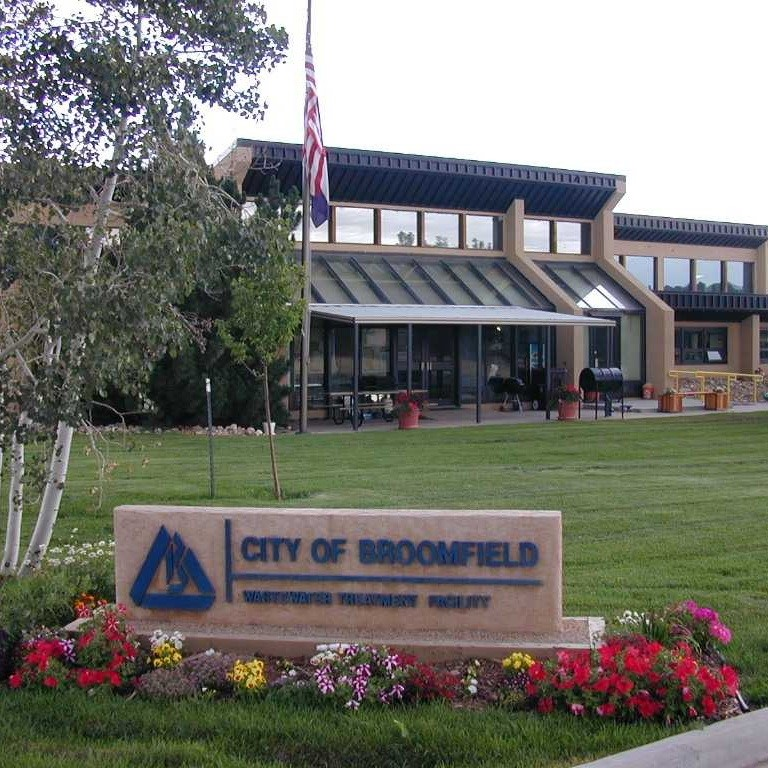 Wastewater Treatment City And County Of Broomfield