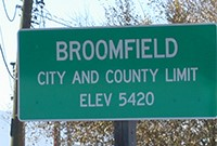 Broomfield Sign