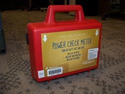 Power Check Meter