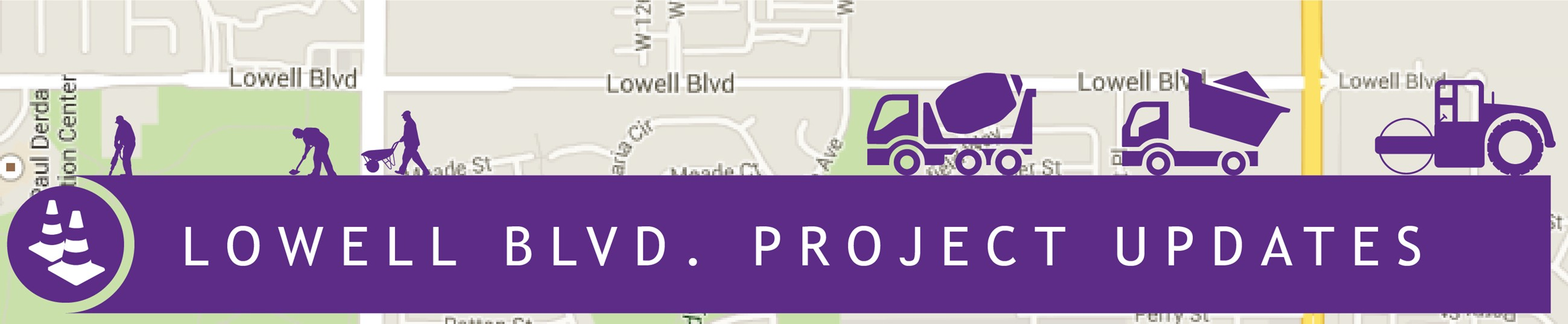 Lowell Blvd. Project Updates