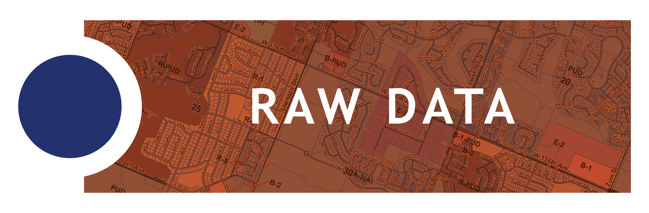 Open Raw Data