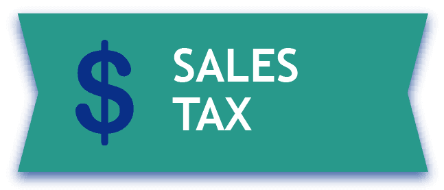 Pay your sales tax