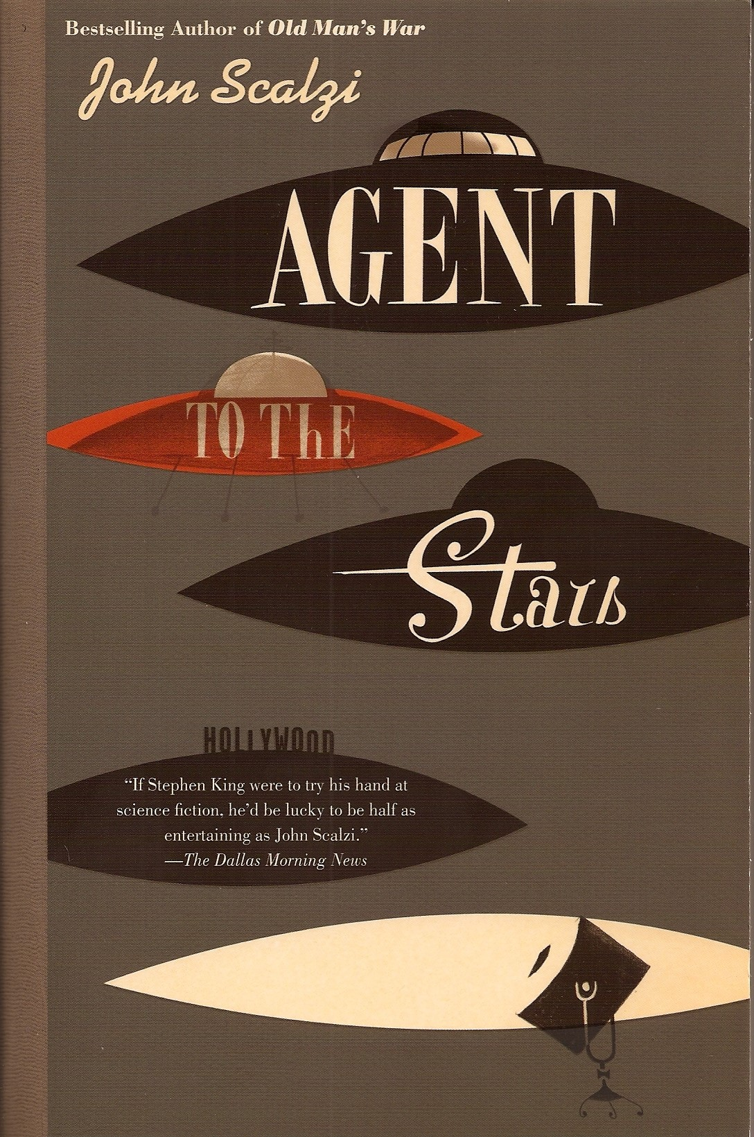 Agent to the Stars Cover