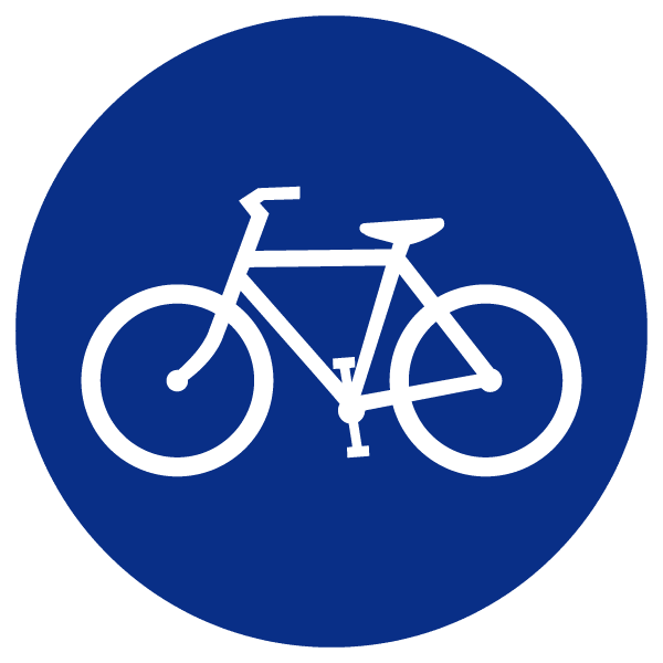 blue heading icons_bike