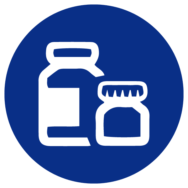 blue heading icons_pillbottle