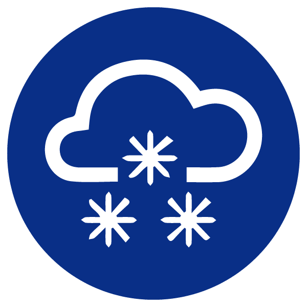 blue heading icons_snow