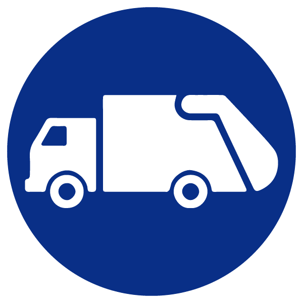 blue heading icons_trash truck