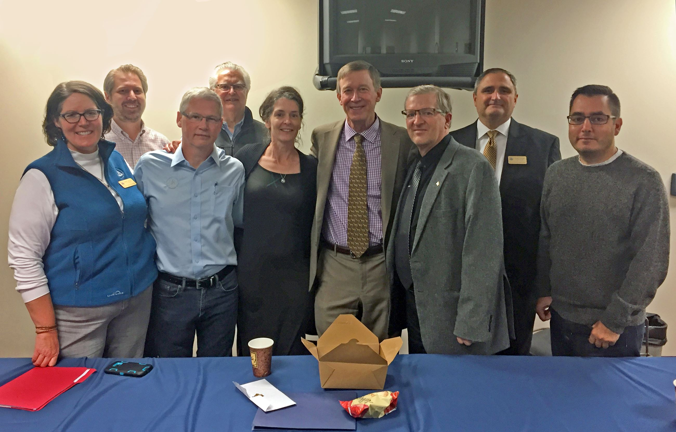 Council and Gov Hickenlooper May 19 2017