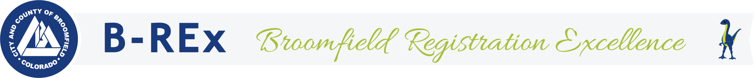 B-REx: Broomfield Registration Excellence