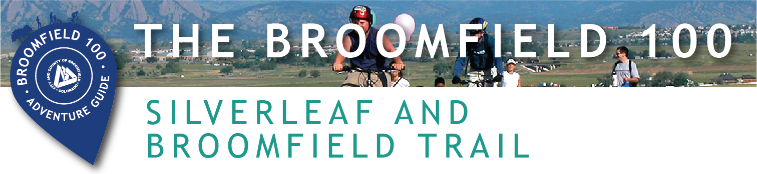 2018 Broomfield 100 loops web banners_silverleaf and broomfield trail