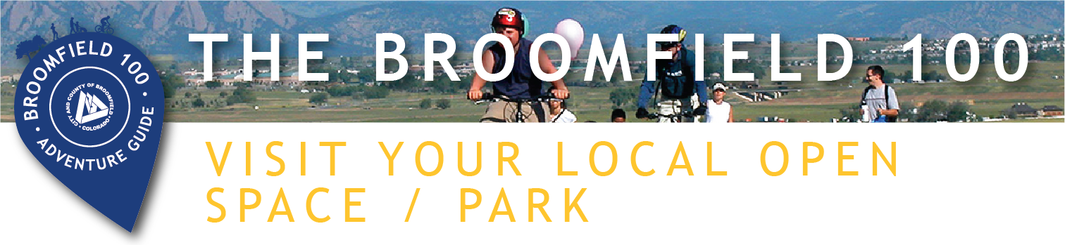 2018 Broomfield 100 loops web banners_visit local open space park