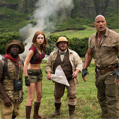 Free Summer Movies: Jumanji