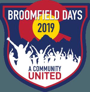 Broomfield Days 2019 logo - edie mann