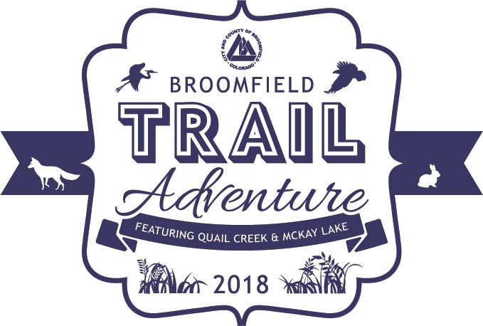 2018 Broomfield Trail Adventure logo