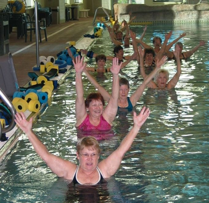 d6d09dfb91c6 Drop-in Water Fitness Classes!