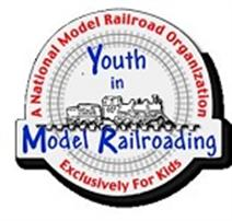Youth in Model Railroading Logo