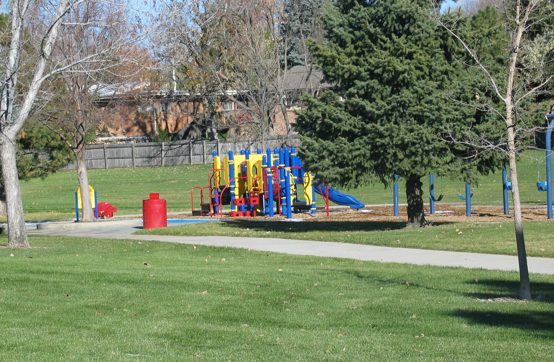 Emeral Park Playground