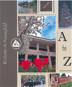 A-Z Booklet Cover