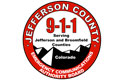 Jefferson County E911 Logo