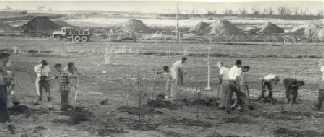 Midway Park Construction