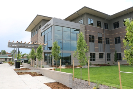 New HHS Building