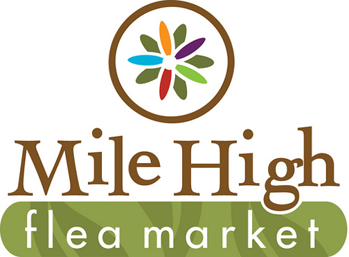 Mile High Flea Market Logo