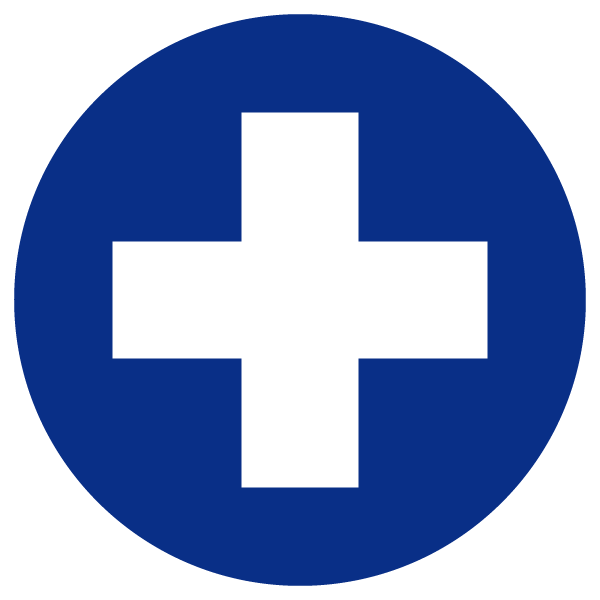 First Aid Heading Icon
