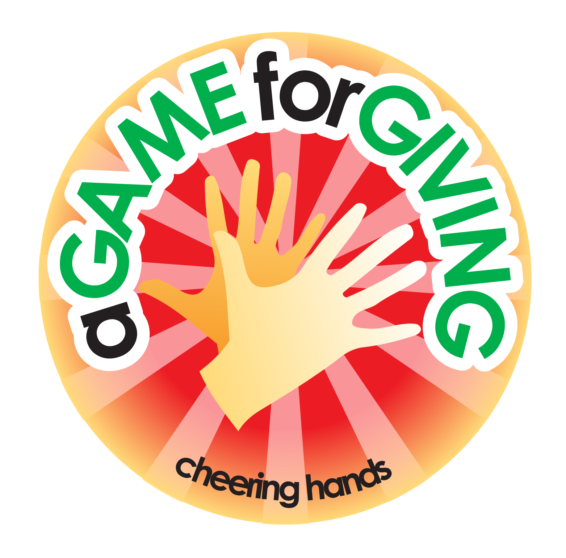 Game for Giving Logo