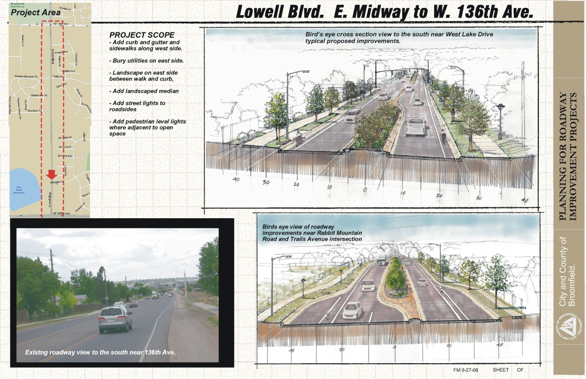 Lowell North Project