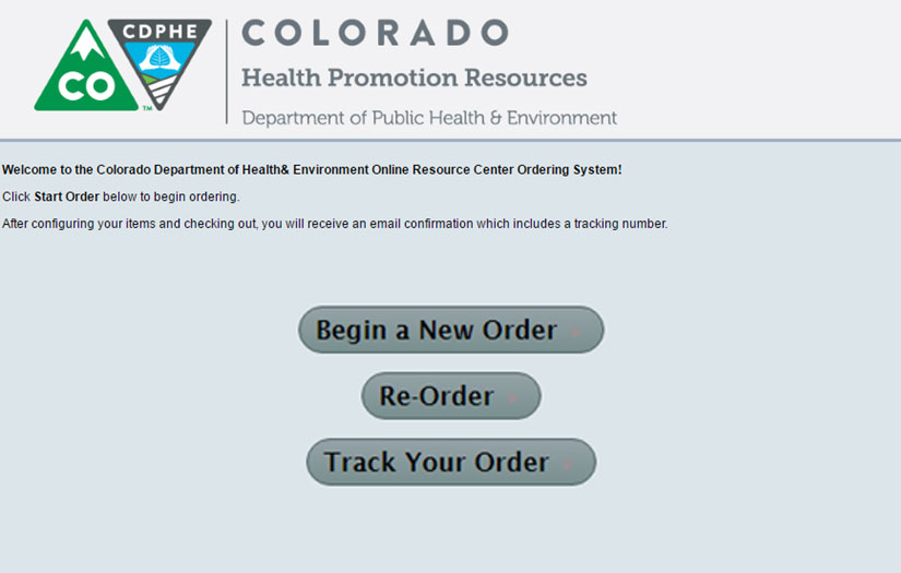 What is the Colorado Quitline?
