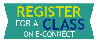 Register for a Class with E-Connect