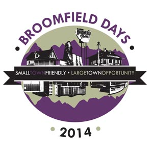 Broomfield Days 2014 Logo and Theme