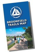 Broomfield Trails Map