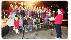 Broomfield holiday singers