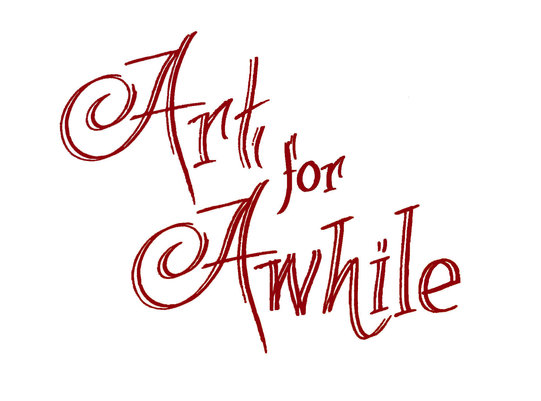 Art for Awhile Logo